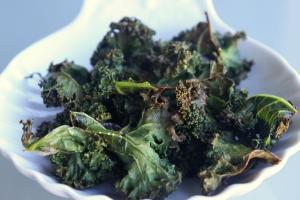 Spiced Kale Chips2