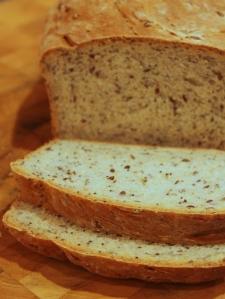 Super Seedy Bread