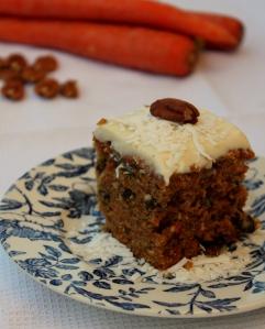 Mom's Classic Carrot Cake2