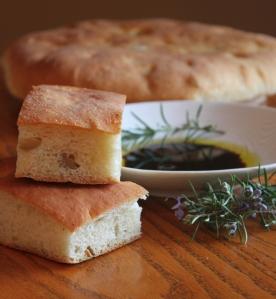 Olive Focaccia Bread1