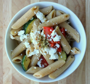 Vegetarian Whole Wheat Penne3