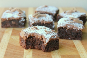 Chocolate Fudge Brownies7