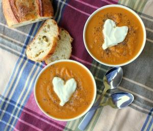 Sweet Potato Chopotle Soup8