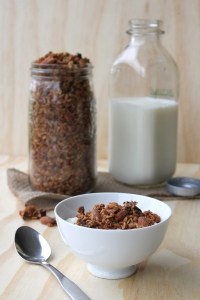 Date and Nut Granola1