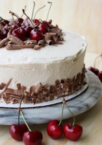Drunken Cherry Chocolate Cake2