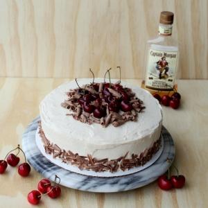 Drunken Cherry Chocolate Cake4